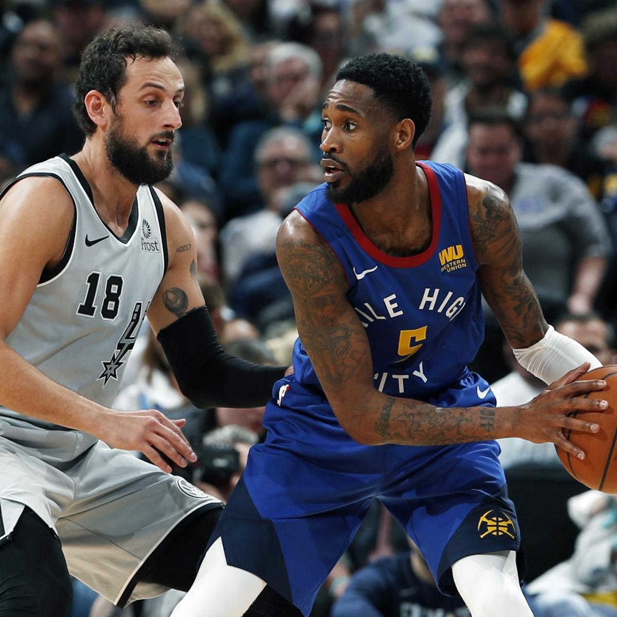 Denver Nuggets Vs Golden State Warriors Game 6 Score: NBA Playoff Schedule 2019: TV, Live-Stream Guide For