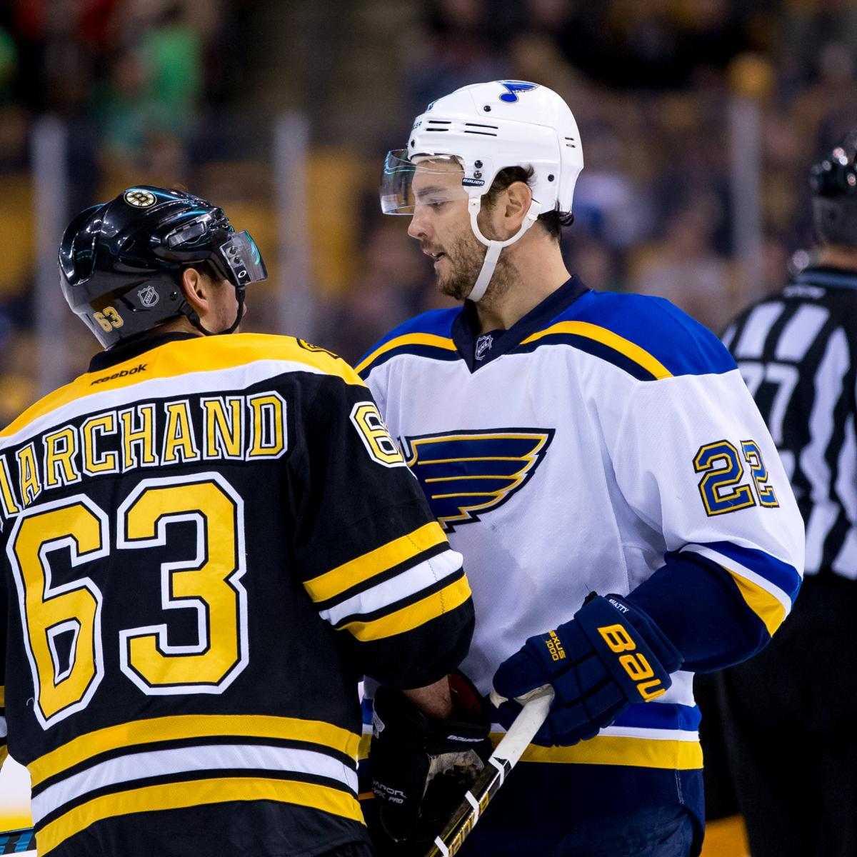 NHL Stanley Cup Final 2019 Odds: Bruins And Blues