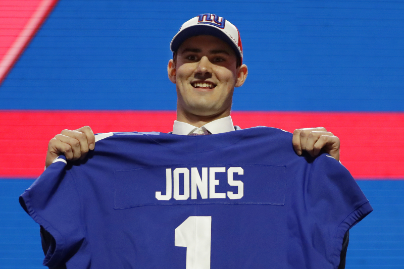 Mike Freeman's NFL Draft Notebook: Giants' 'Inexcusable' Pick a Reach Too Far