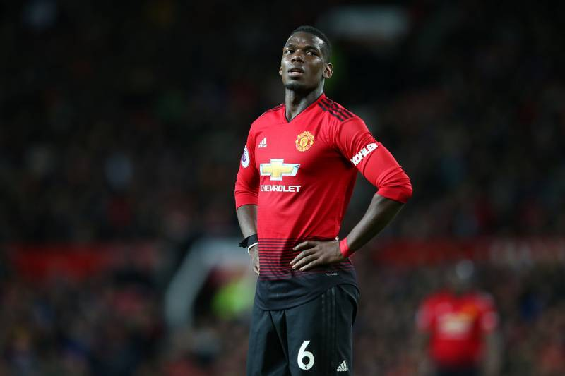 953f79f60 Report  Paul Pogba Wants Manchester United Exit Talks Amid Real ...