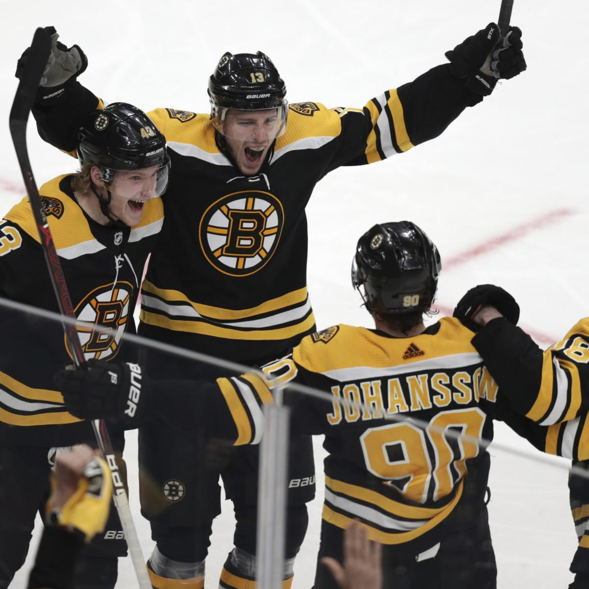 NHL Playoff Bracket 2019: Full Weekend TV And Live-Stream