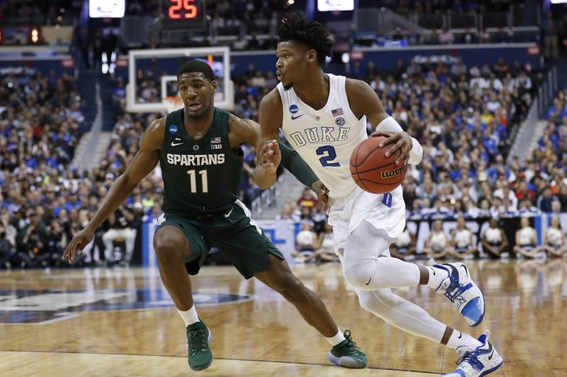 f57d2a5af 2019 NBA Mock Draft  1st-Round Picks for Every Team and Players to Watch
