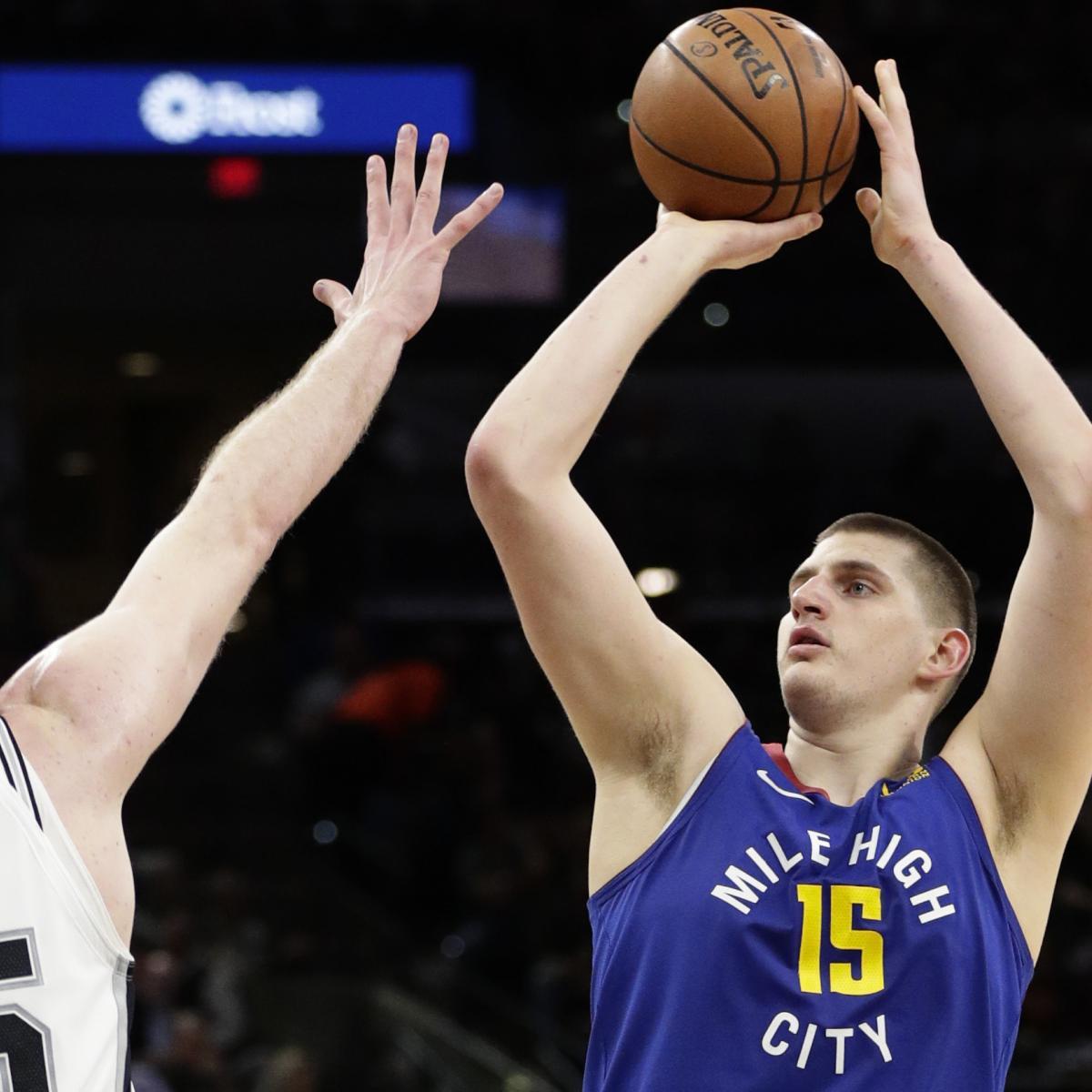 Nuggets Quarter Season Tickets: NBA Playoffs 2019: Latest Postseason Bracket, Standings