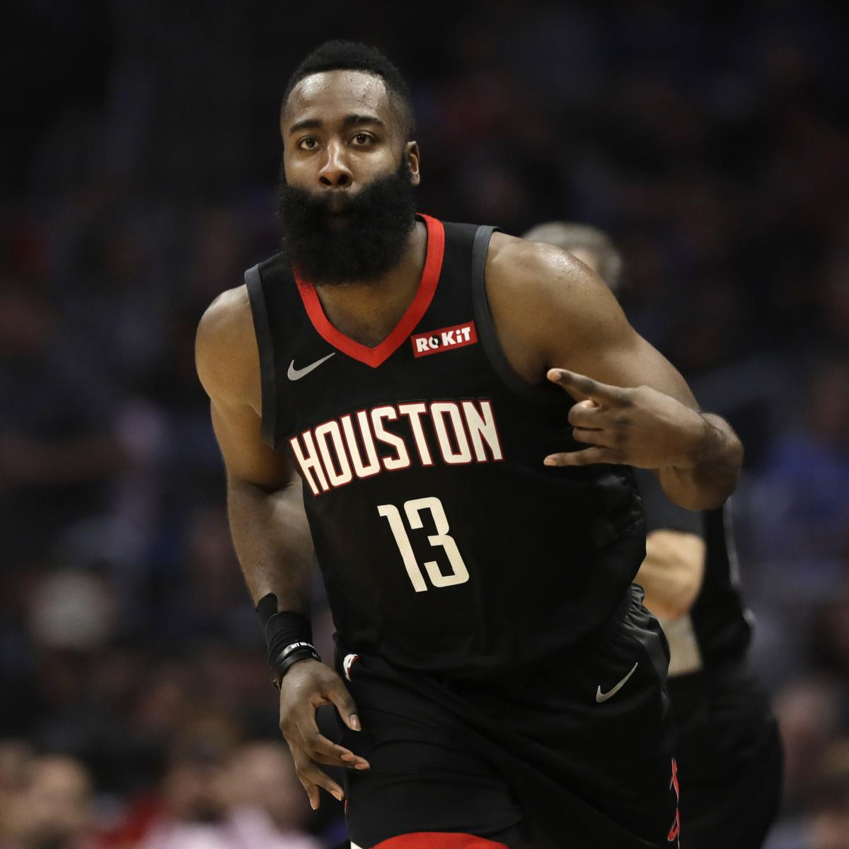 Mike D'Antoni: James Harden Deserves 2019 NBA Most