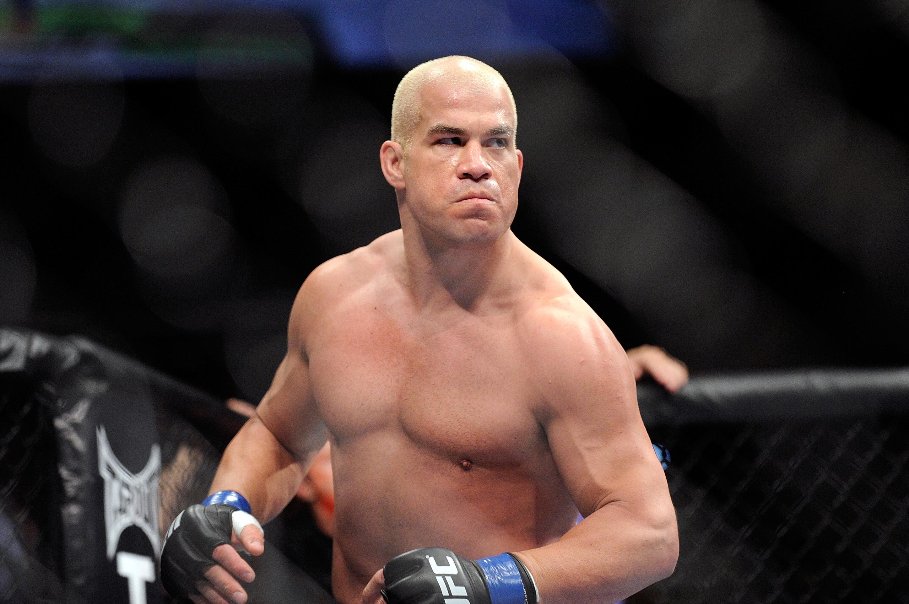 Former UFC Fighter Tito Ortiz