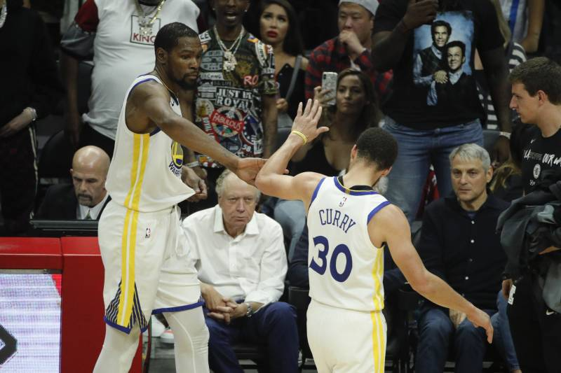a527576a7d6c Steve Kerr  Kevin Durant s 50-Point Game 6 One of Best Performances ...