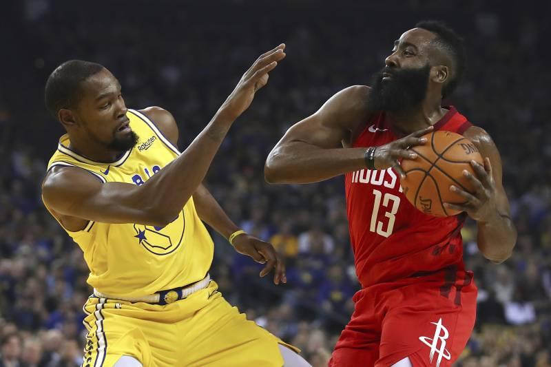 731c8bc23f2 NBA Playoff Schedule 2019  Rockets vs. Warriors Dates