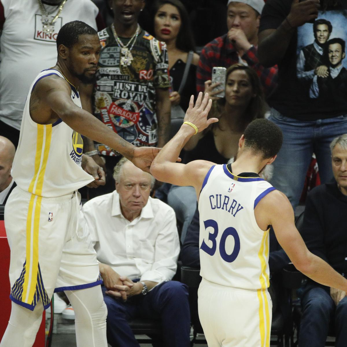 2019 NBA Playoff Odds: Warriors Favored To Beat Rockets In
