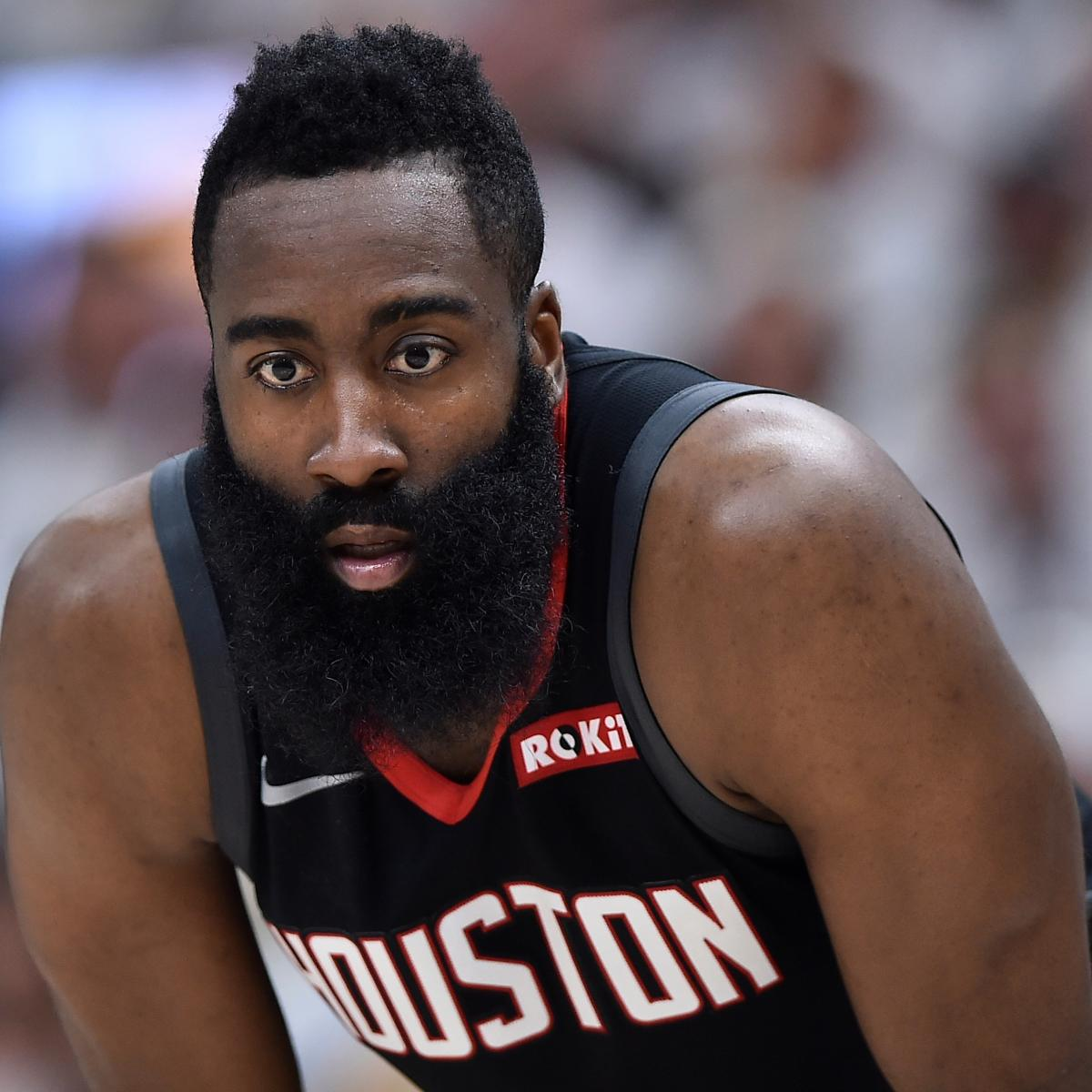 James Harden Latest News: James Harden: Rockets 'More Than Capable' Of Upsetting