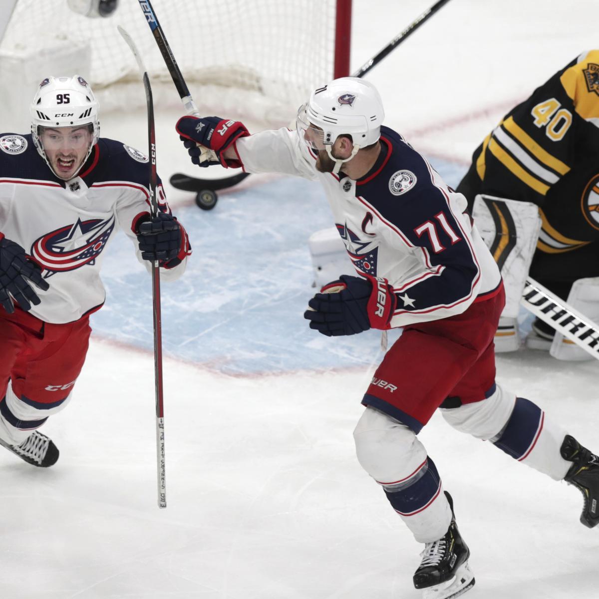 NHL Playoffs 2019: TV, Live-Stream Schedule And Stanley