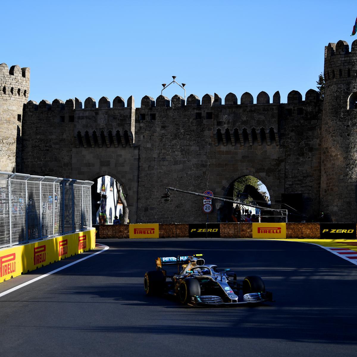 Azerbaijan F1 Grand Prix 2019 Results: Valtteri Bottas