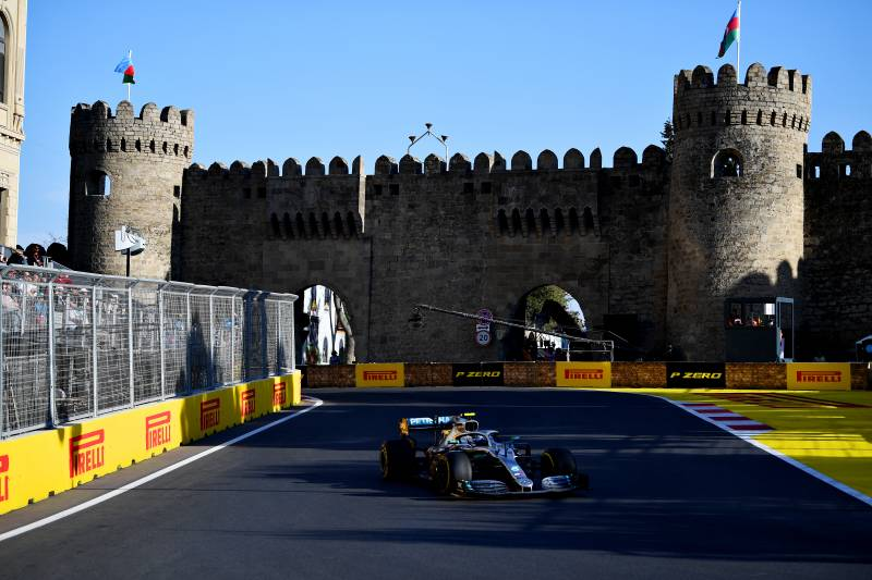 Azerbaijan F1 Grand Prix 2019 Results: Valtteri Bottas Wins