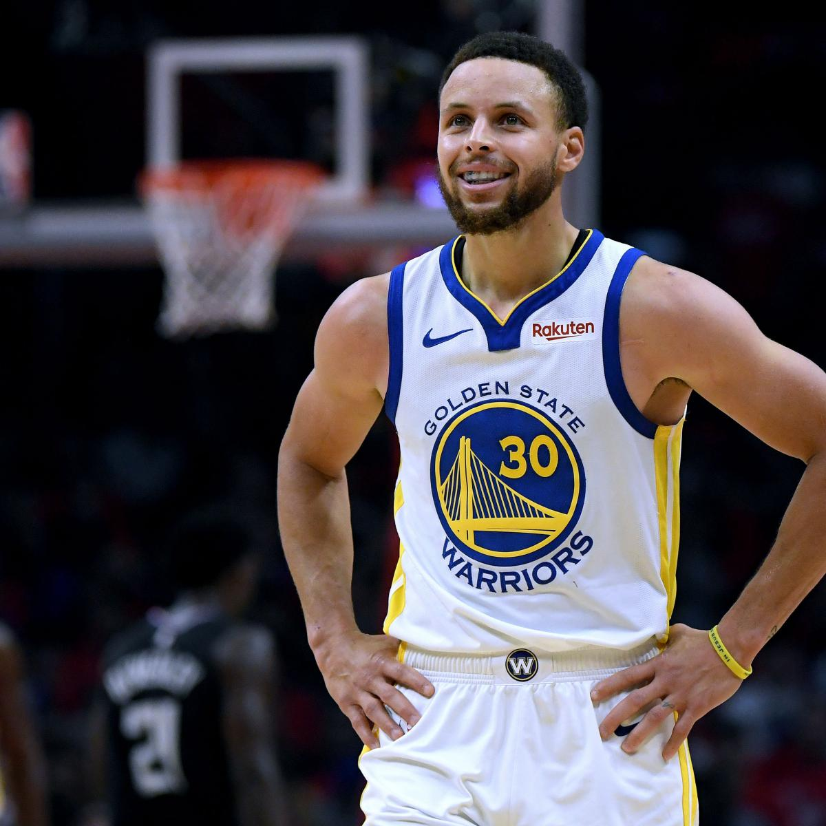 Rockets Vs Warriors Head To Head: Warriors News: Stephen Curry To Play In Game 1 Vs. Rockets