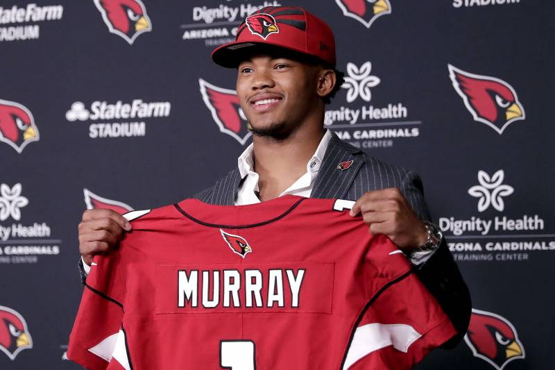 Videos Bleacher Worth Latest Cardinals Highlights Murray Kyler 35 And Reported 4-year Signs Report Contract News Rookie 2m