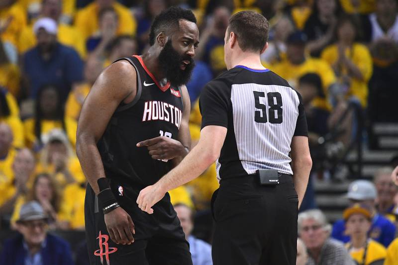87b0fe184880 Watch Rockets  Mike D Antoni Say Refs Admitted They Missed 4 Fouls ...