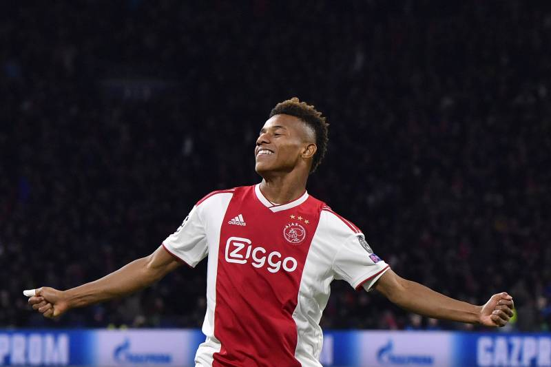 f5ed7b405c25 Ajax s David Neres Almost Left for China