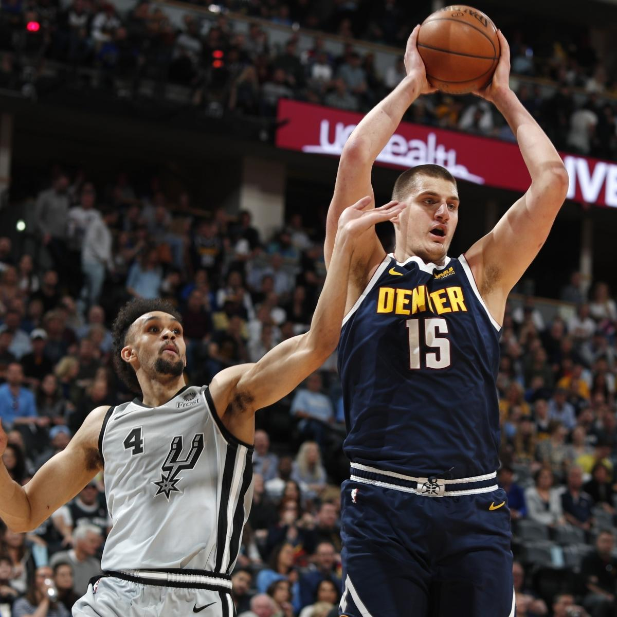 Nuggets Playoff Tickets 2019: NBA Playoffs 2019: Complete Monday TV Schedule, Odds And