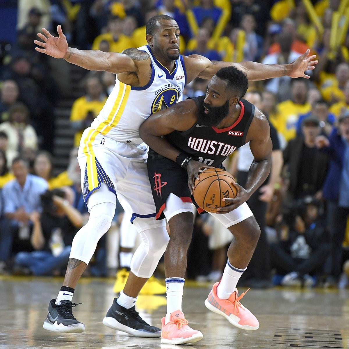 Golden State Warriors Vs Houston Rockets Live Stream Free: Rockets Vs. Warriors L2M Report: James Harden Wasn't