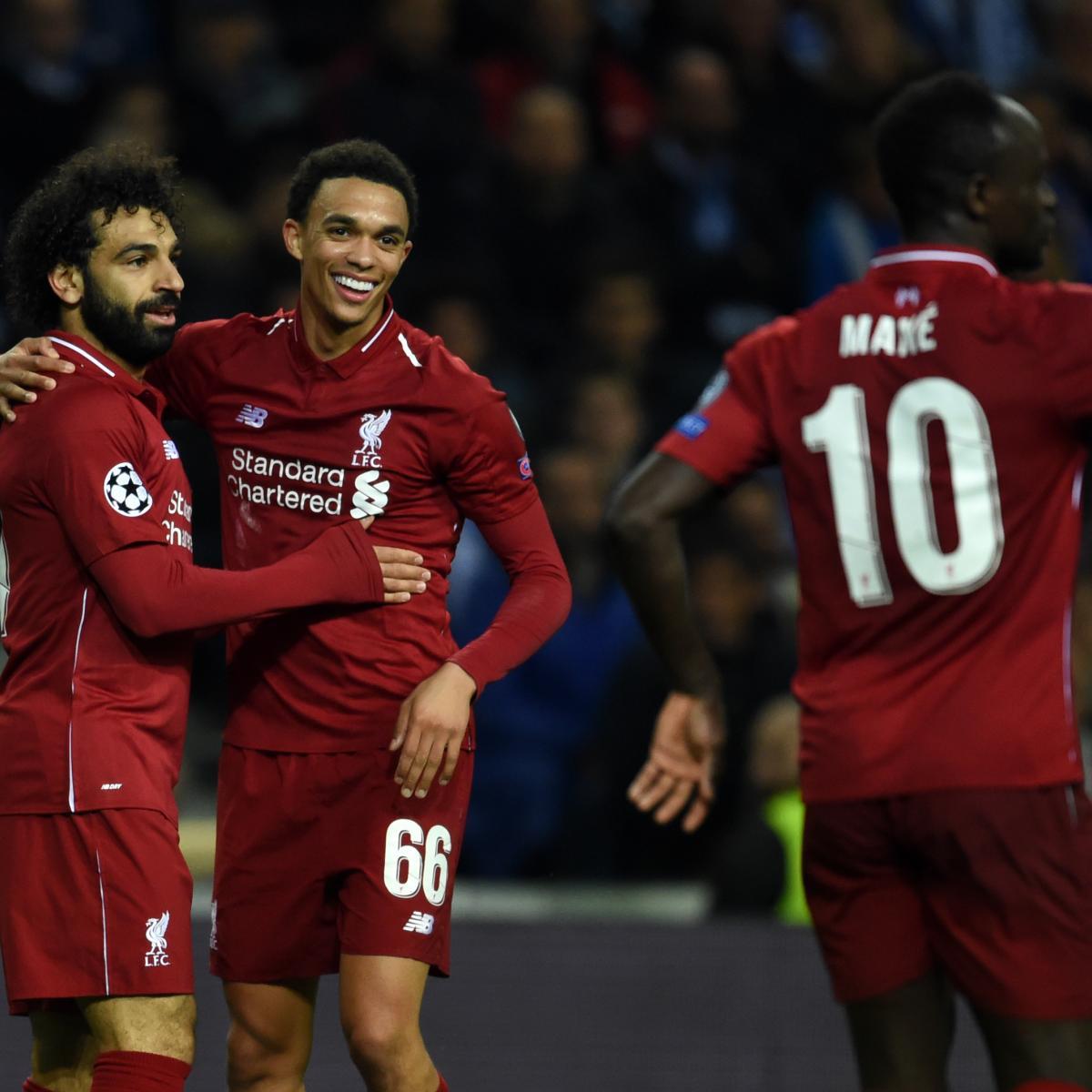 Champions League 2019 Round Of 16 Leg 2 Live Stream Tv: Barcelona Vs. Liverpool: Odds, Live Stream, TV Info For