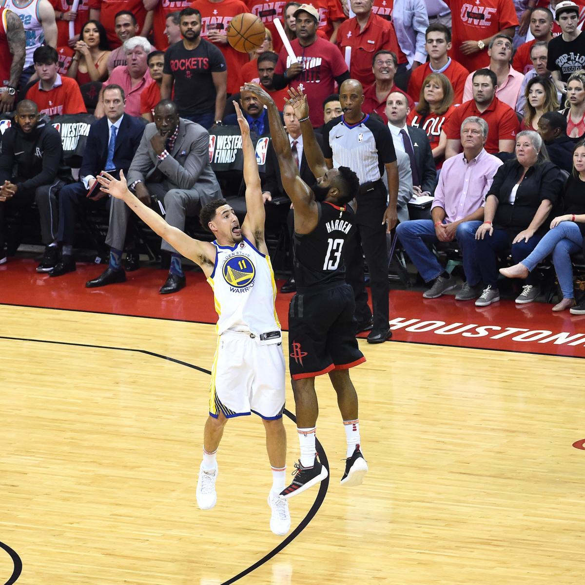 Houston Vs Warriors Full Game Highlights: Report: Rockets' Audit Of 2018 WCF Game 7 Vs. Warriors