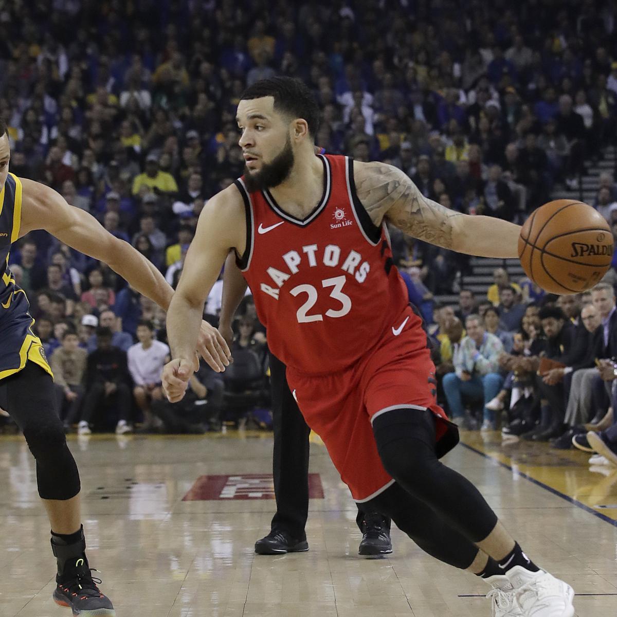 2019 NBA Playoffs Odds: Warriors, Raptors Favored To Meet