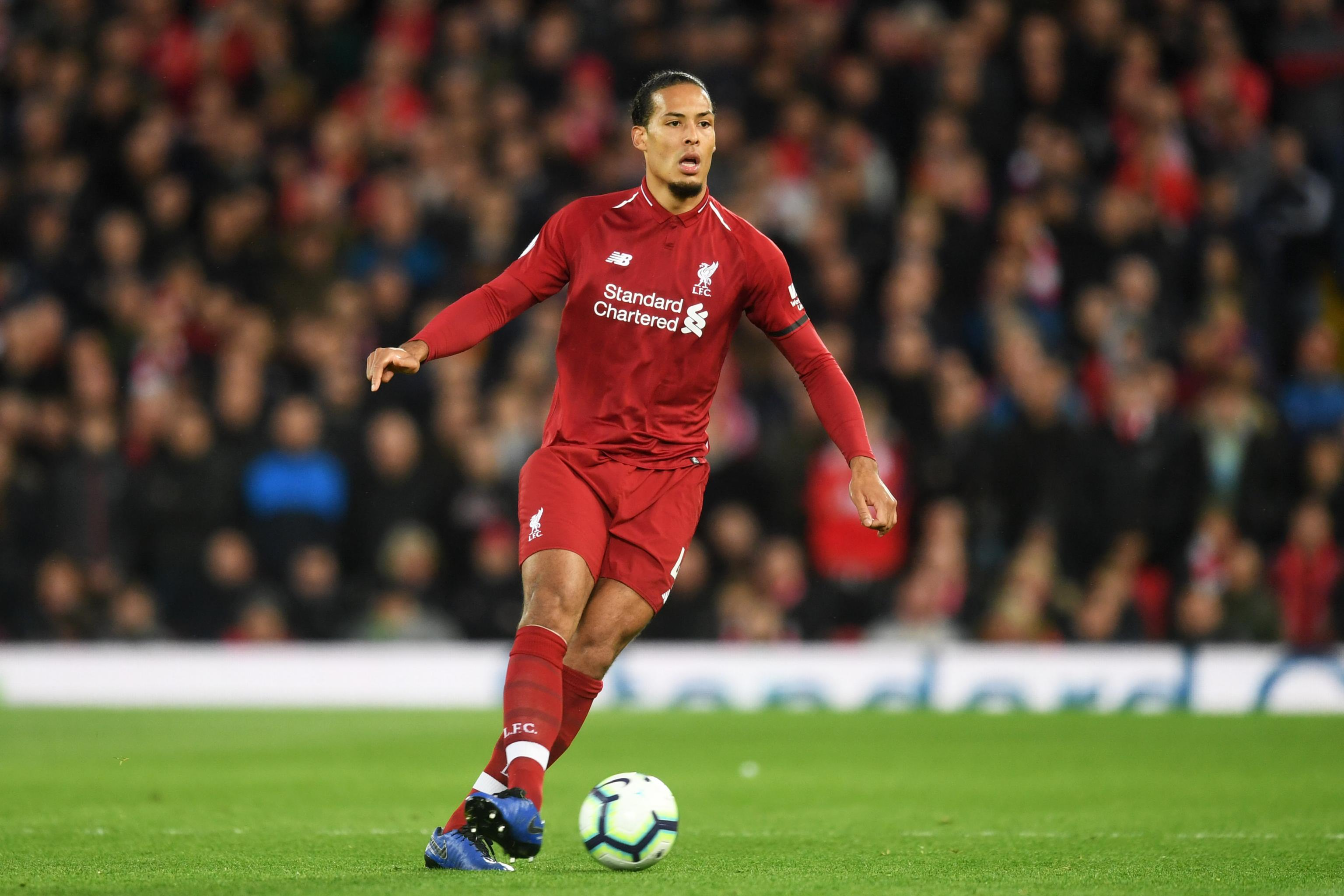 Virgil Van Dijk Says Ballon D Or Not On My Mind At All After Pfa Award Win Bleacher Report Latest News Videos And Highlights