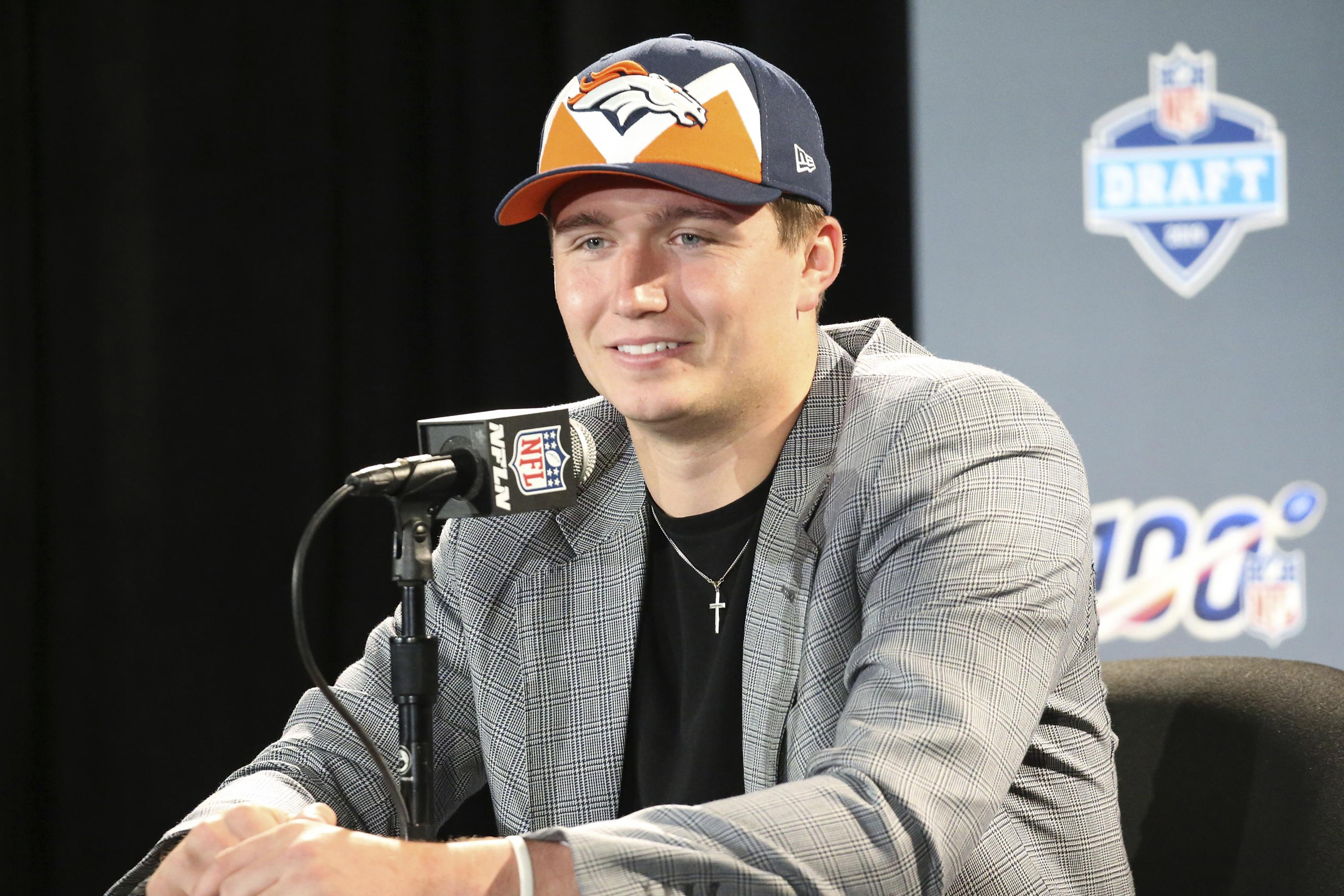 178361dc71f Did John Elway Finally Get It Right by Drafting QB Drew Lock ...