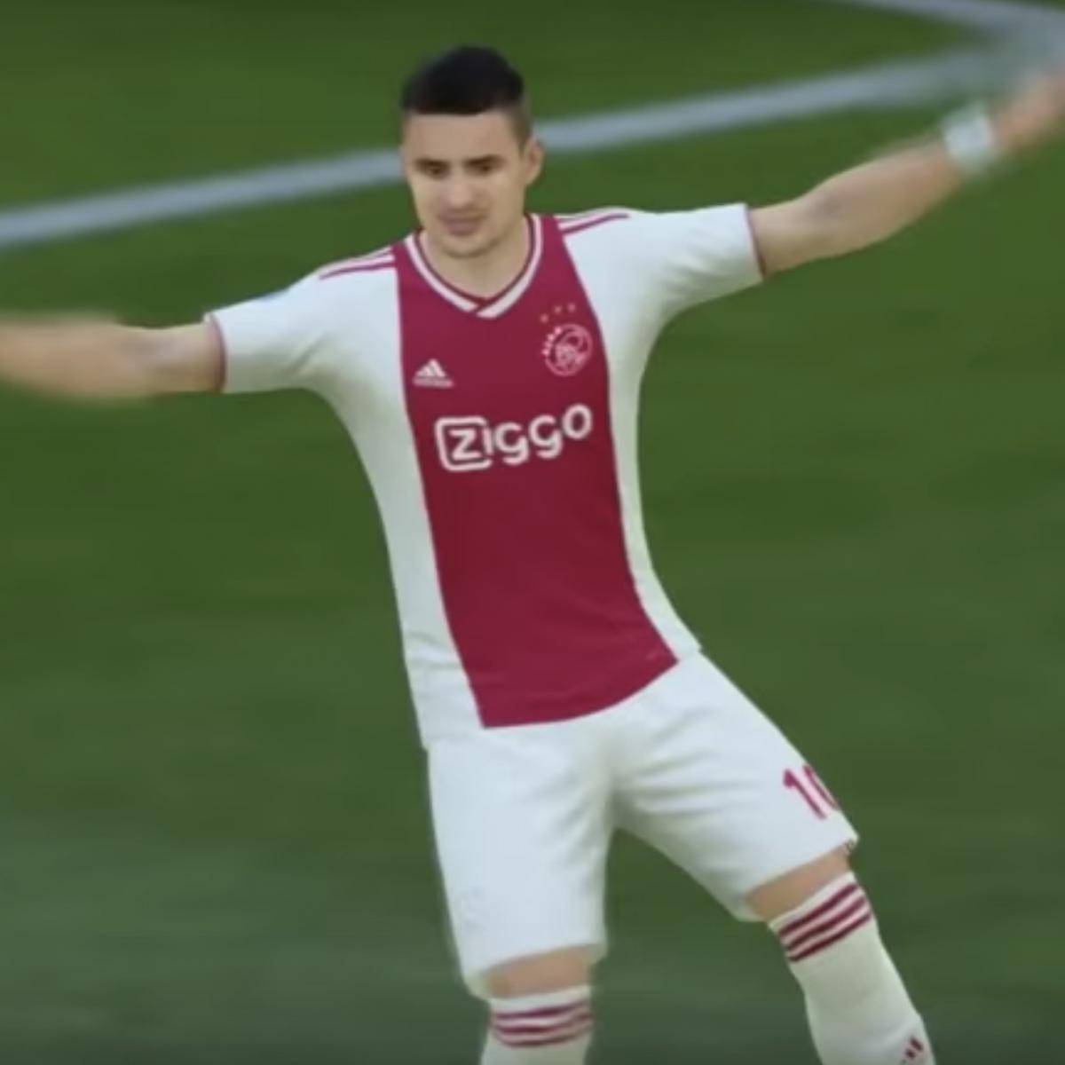 Tottenham Vs Ajax Live Stream Twitter: FIFA 19 Tutorial: How To Get The Best Out Of Ajax