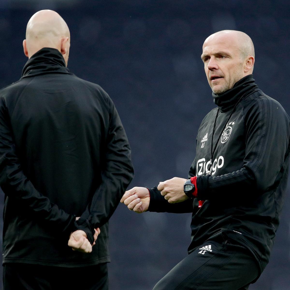 Ajax Boss Erik Ten Hag Slams PL Pay Disparity After