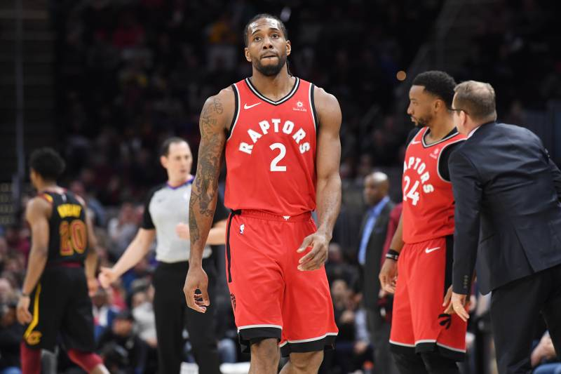 what team is kawhi going to