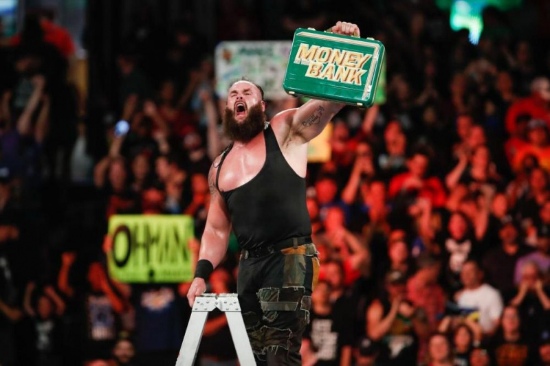 WWE Money in the Bank 2019: Men, Women's Raw Ladder Match Participants Revealed