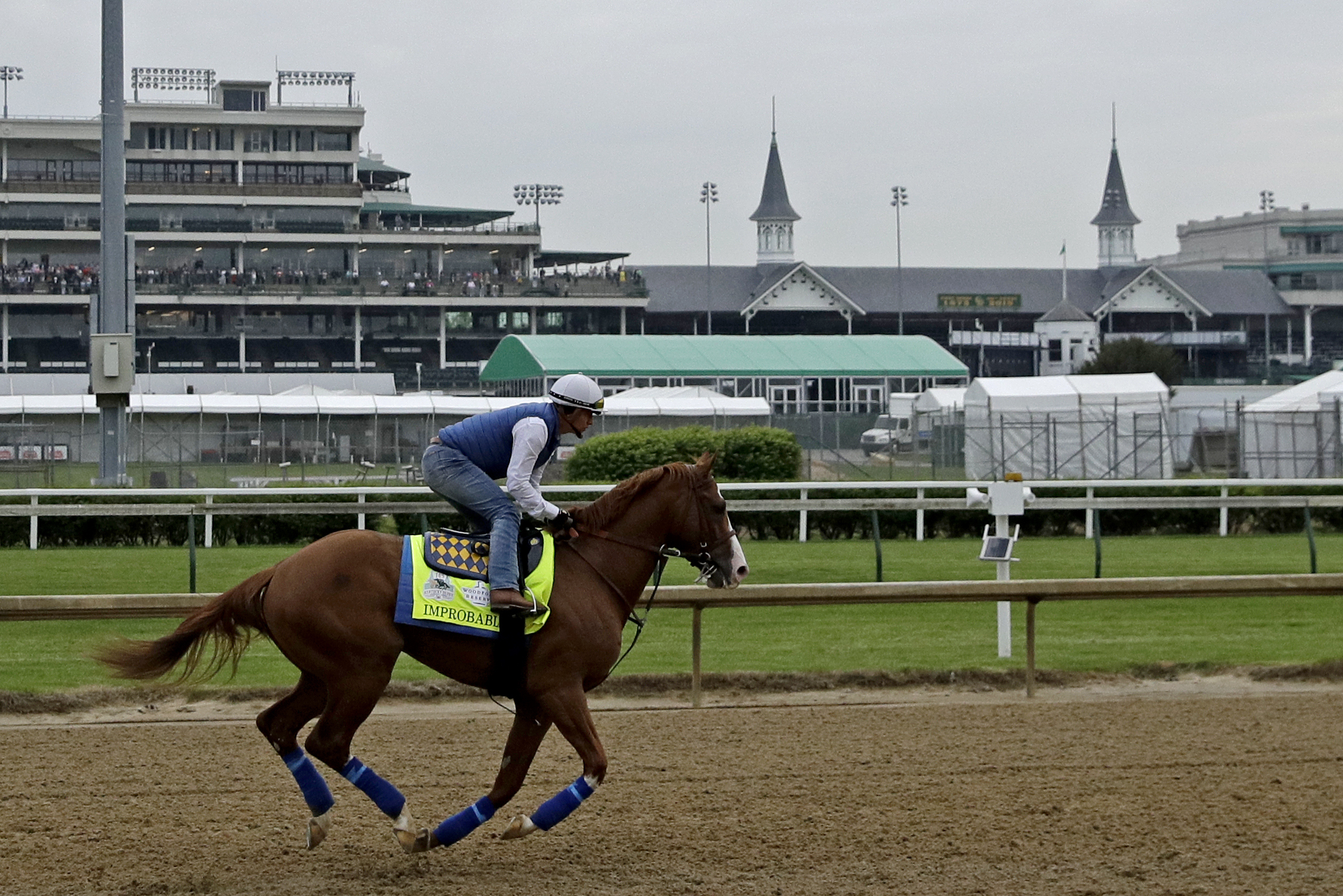 Kentucky Derby 25 Latest Odds, Lineup Info and Top Horses for ...