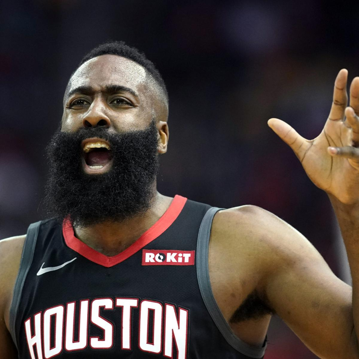 James Harden Latest News: Kevin Durant Says James Harden Playing By The Rules, 'Not