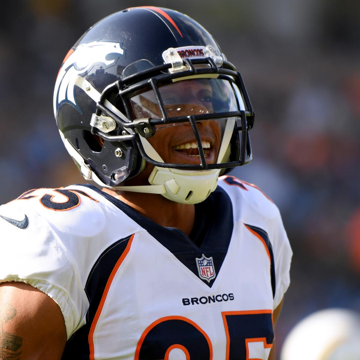 Broncos Rumors: Chris Harris Jr., Denver Haven't Discussed
