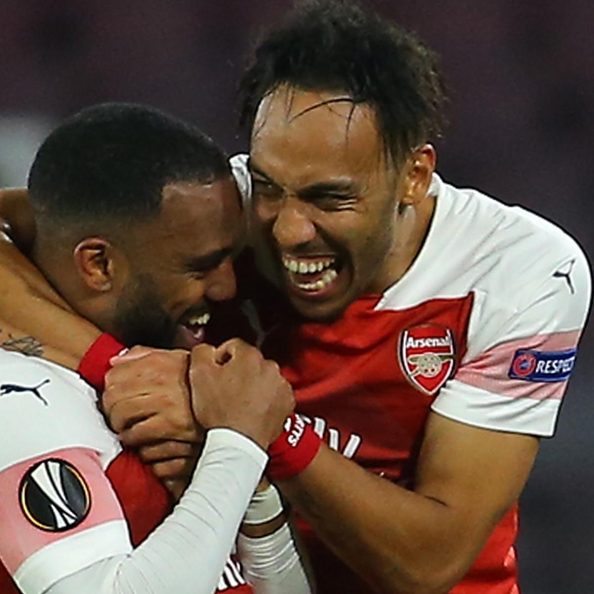 Arsenal vs  Valencia: Odds, Live Stream, TV Info for Europa League