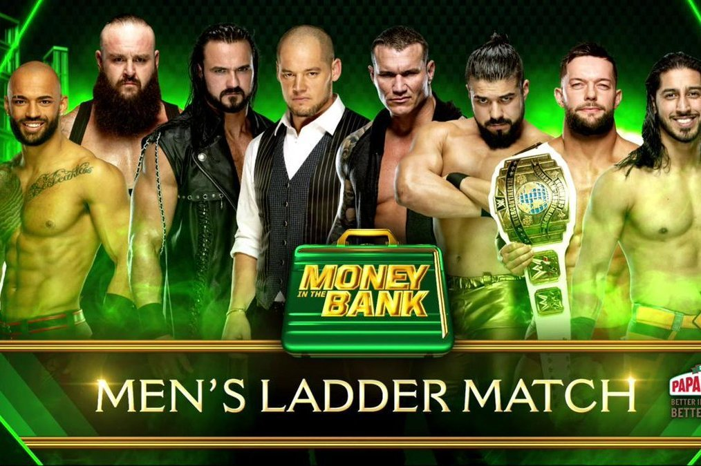 Wwe Money In The Bank 2019 Men S Women S Smackdown Ladder Match Stars Revealed Bleacher Report Latest News Videos And Highlights