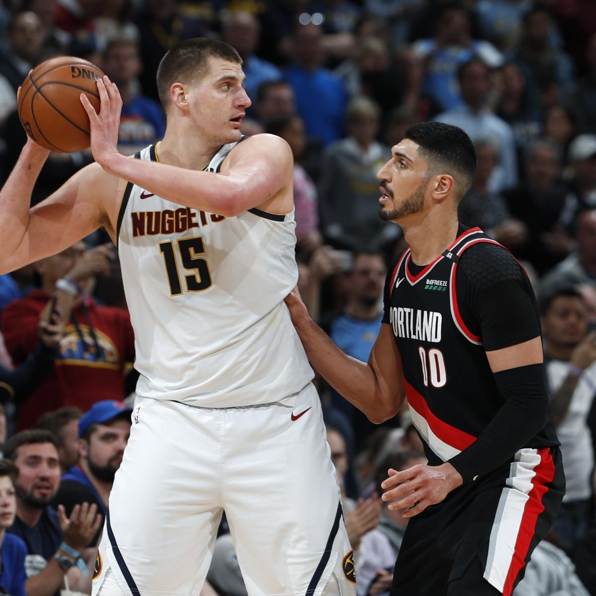 Nuggets Playoff Tickets 2019: NBA Playoff Schedule 2019: TV, Live-Stream Coverage For