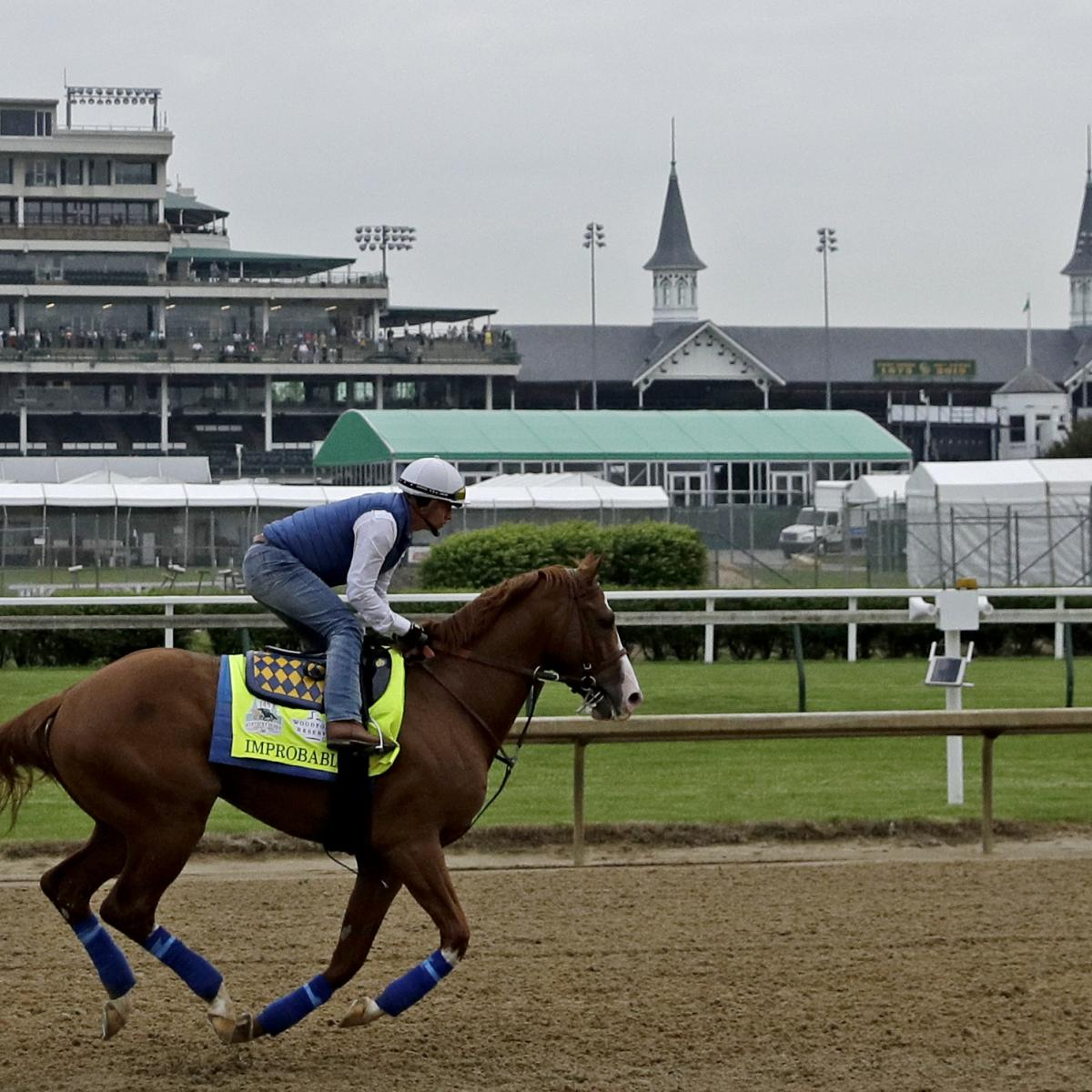 QnA VBage Kentucky Derby Picks 2019: Predictions and Odds for All Horses in the Lineup