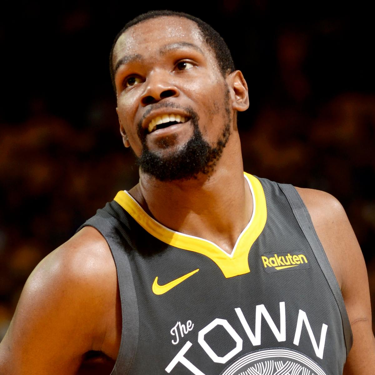 Rockets Vs Warriors Durant: Kevin Durant On Rockets Vs. Warriors Series: 'This Is
