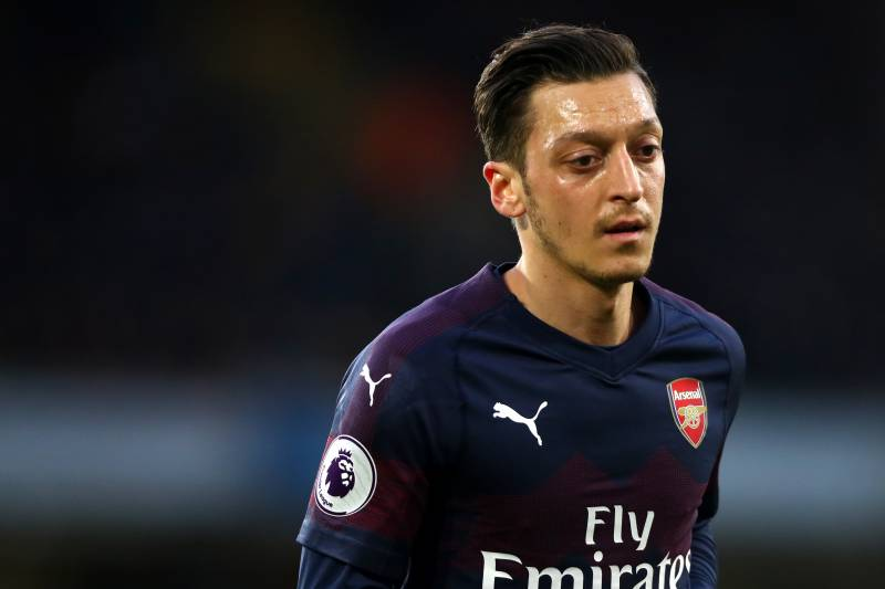5b4f29e23 Mesut Ozil Says He Will  Absolutely  Be an Arsenal Player Next Season