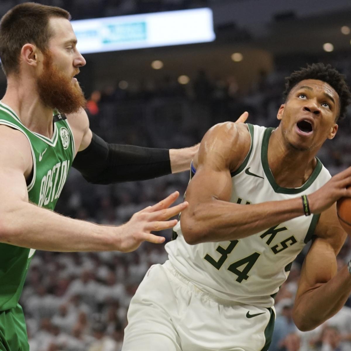 James Harden Vs Giannis Stats: Giannis Antetokounmpo: Celtics 'Definitely Play To The
