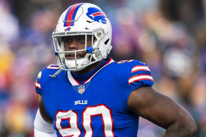 huge discount fdd9c a7204 NFL Rumors: Bills Decline Shaq Lawson's Contract Option ...