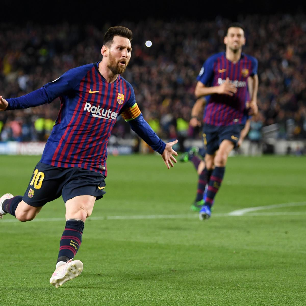 Champions League Results 2019: Top Scorers, Odds After
