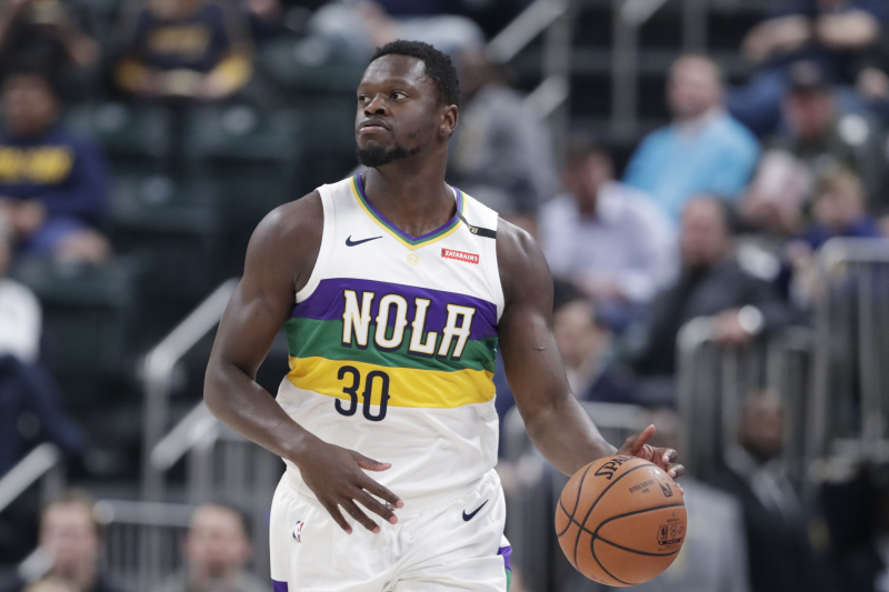 Report: Julius Randle Declines $9M Pelicans Contract Option, Enters Free Agency