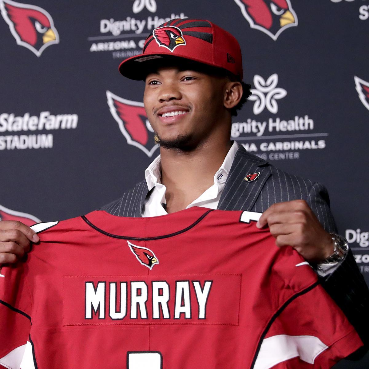 91e1b6a1 Steve Keim: Cardinals Didn't Draft Kyler Murray No. 1 'To Ride the ...