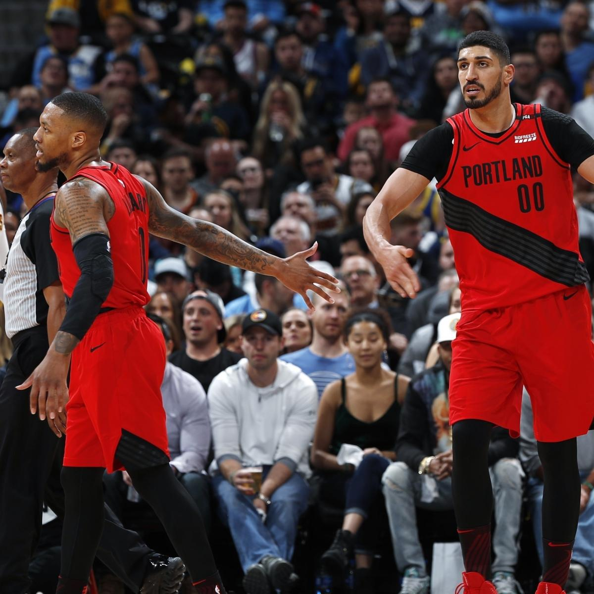 Portland Trail Blazers Show They're More Than Damian