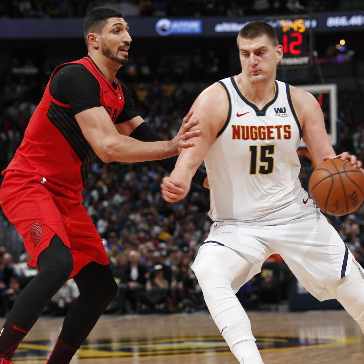 Nuggets Playoff Tickets 2019: Nikola Jokic: Trail Blazers 'Didn't Play That Good' In