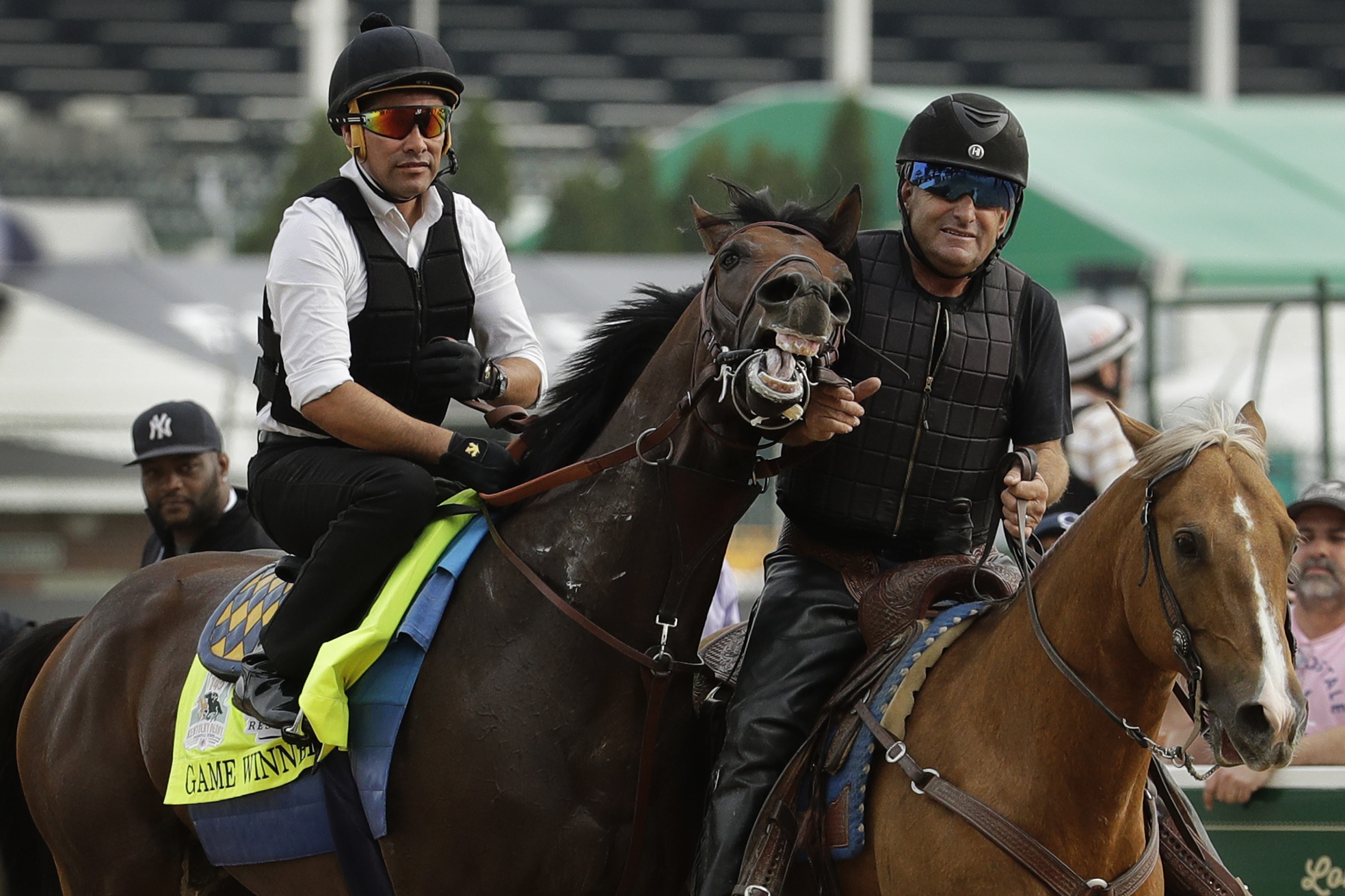 It is a picture of Priceless Kentucky Derby Printable Lineup