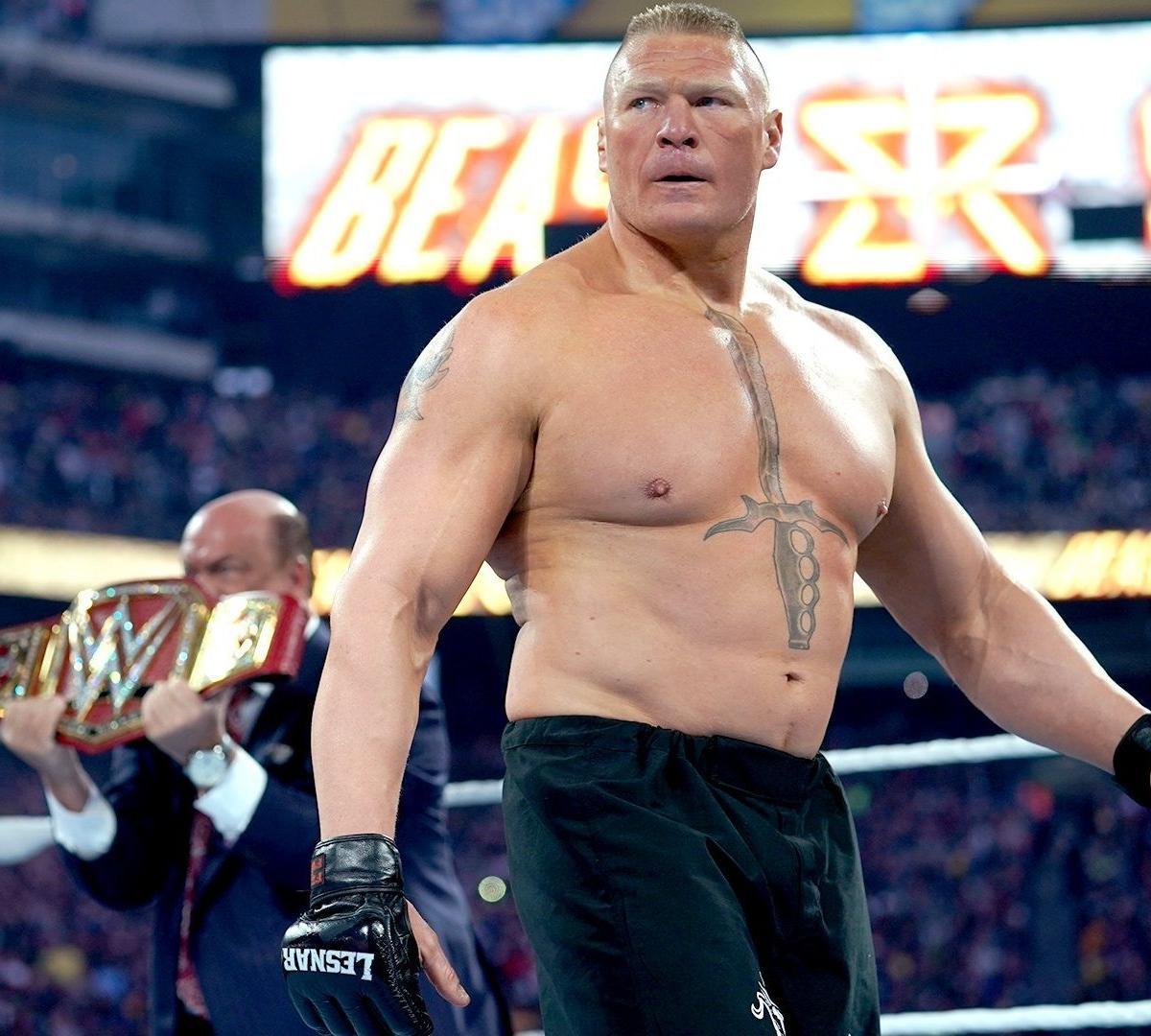 Backstage WWE Rumors: Latest on Brock Lesnar, The Revival