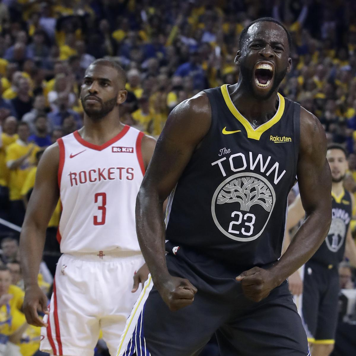 NBA Playoff Schedule 2019: Latest Conference Semis Bracket